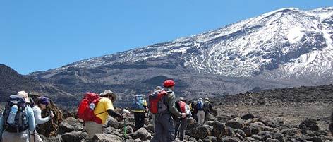 Climb Tanzanian Mountains with Safariland Adventures