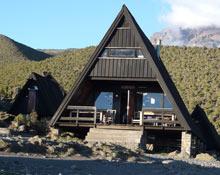 Mount Kilimanjaro - Marangu Route