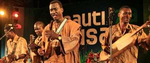 Tanzanian festivities |